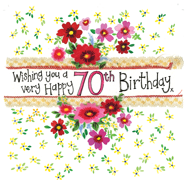 Catalog WEBSITE SPARKLE S209 70 Year Old Birthday